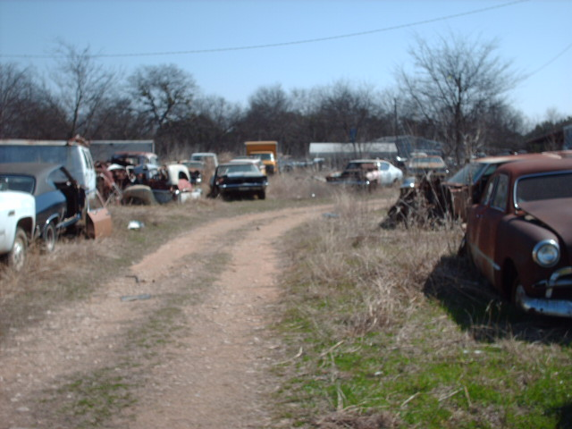 Ford Salvage Yard Ch Truck Parts Autos Post