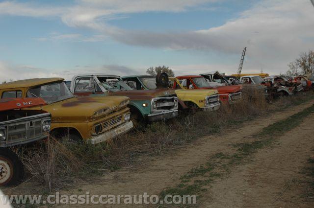 Junk Car Part Locator