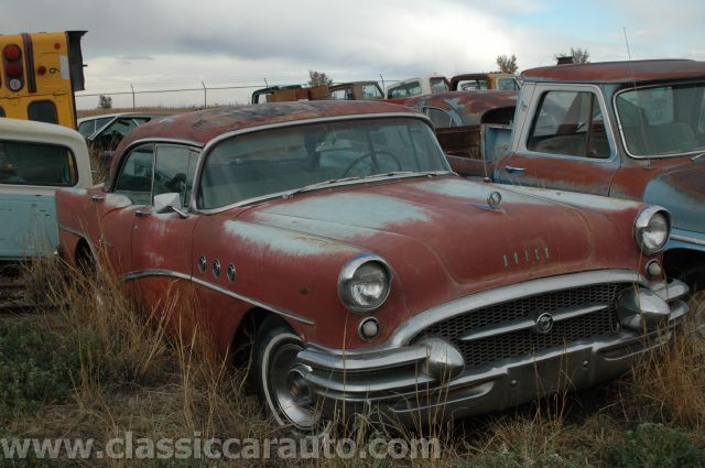 Classic Car Parts Salvage Yards