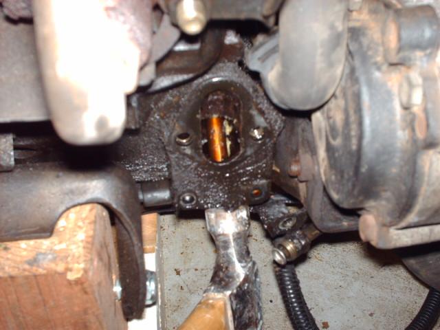 Push Rod Behind on Small Block Chevy Pushrod Engine Diagram